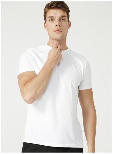 Fabrika Fabrika Urartu Mavir Beyaz T-Shirt Beyaz